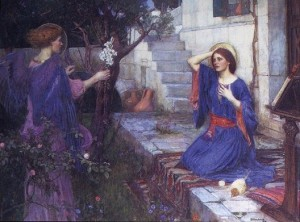 Art-waterhouse_the_annunciation