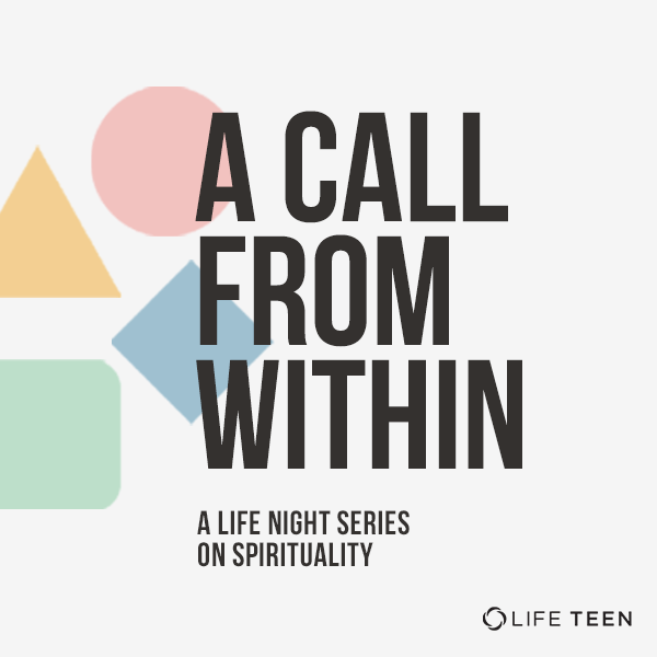 A call from within a life night series on spirituality